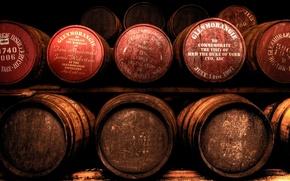 Picture different, barrels, the basement