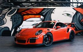 Picture 911, porsche, GT3, RS