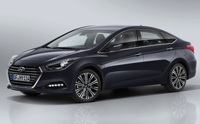 Picture background, Hyundai, Sedan, Hyundai, i40