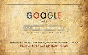 Picture Google, Internet, search engine