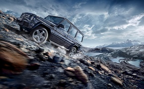 Picture Mercedes-Benz, G500, 2015