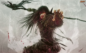 Picture Staff, Magic the gathering, Planeswalker, Sarkhan WOL