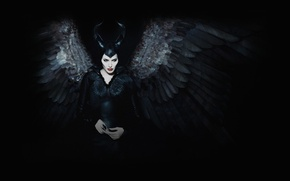 Picture Angelina Jolie, Pretty, Angelina, Disney, sleeping beauty, Maleficent