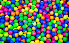 """Picture colorful, """"Easter"""", plastic, eggs-blanks"""