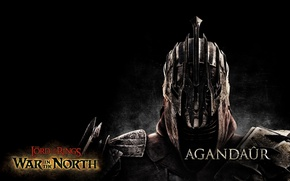 Picture lord of the rings, war in the north, Agandaur