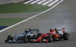 Picture Ferrari, Mercedes, Turbo
