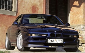 Picture BMW, E31, ALPINA, 8 series, B12