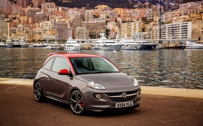 Picture Opel, Vauxhall, Opel, Adam, 2015, Adam, Grand Slam