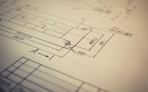 Wallpaper macro, scheme, drawing, figures, lines, lines, macro, 2560x1600, numbers, scheme, layout
