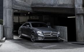 Picture car, mercedes, benz, E250
