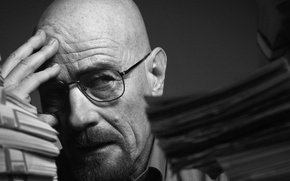 Picture actor, the series, Breaking Bad, character, breaking bad, Bryan Cranston, Walter White