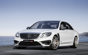 Picture Brabus, Mercedes, Mersedes, BRABUS, W222, 2015, Rocket 900