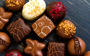 Picture photo, Chocolate, Candy, Sweets, Food
