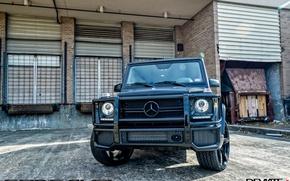 Picture lights, Mercedes Benz, Gelandewagen, G63, All-terrain vehicles, Concavo Wheels