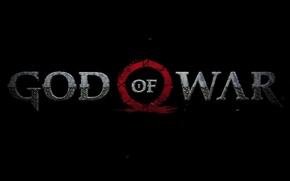 Picture Sony, Logo, God Of War, Game, 2017