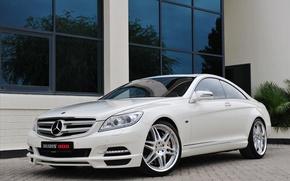 Picture car, machine, Mercedes-Benz, Brabus