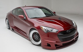 Picture Hyundai, cars, Coupe, tuning, Genesis