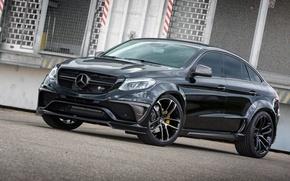 Wallpaper Mercedes-Benz, Coupe, C292, GLE-Class, Lumma Design, Mercedes