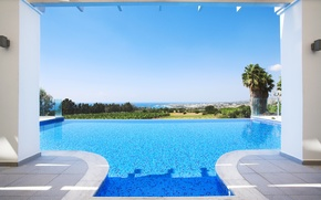 Picture Villa, view, pool, Cyprus