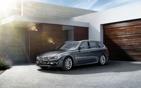 Picture BMW, BMW, 3 series, Touring, touring, 2015