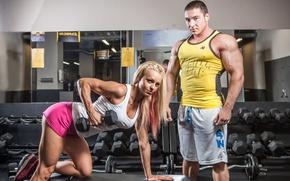 Picture muscles, fitness, bodybuilding, bogomil yordanov