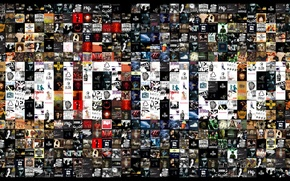 Wallpaper benchmarks, pictures, a lot, hip-hop, very