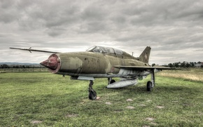 Picture weapons, the plane, mig II
