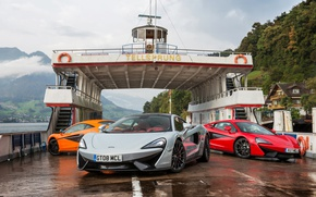 Picture McLaren, ferry, Coupe, 570S, 2015-16