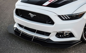 Picture Mustang, Ford, Ford Mustang, White, Apollo, Tuning, Edition, 2015, White Mustang, 2015 Ford Mustang GT …