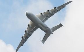Picture the sky, height, Ukraine, Antonov 225