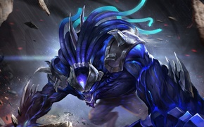 Picture monster, art, Heroes of Newerth, moba, Umbra Ichor, Ichor