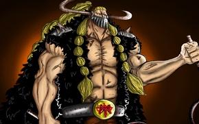 Picture sake, sword, blood, game, One Piece, horns, pirate, anime, katana, ken, assassin, asian, mask, manga, …