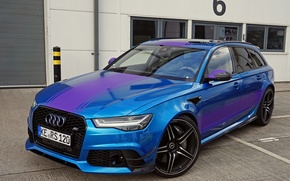Picture Audi, ABBOT, universal, Before, RS 6