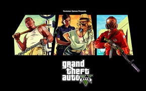 Picture gta, rockstar games, Grand Theft Auto V, GTA