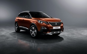 Wallpaper background, Peugeot, Peugeot, crossover, 3008