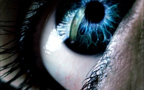 Wallpaper the darkness, 157, eyes