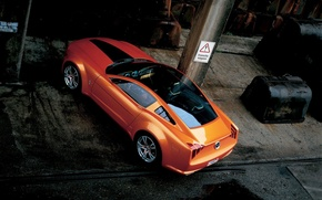 Picture mustang, concept, ford, giugiaro