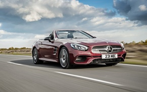 Picture Roadster, Mercedes-Benz, Roadster, Mercedes, AMG, R231, SL-Class