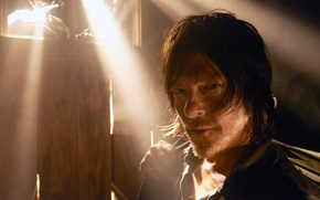 Picture The Walking Dead, Norman Reedus, Daryl Dixon