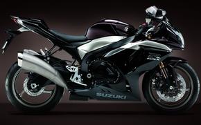 Wallpaper Japan, motorcycle, Suzuki GSX R 1000