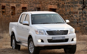 Picture White, Japan, Wallpaper, Rover, Jeep, Japan, Toyota, Car, Pickup, Auto, Hilux, Wallpapers, SUV, Toyota, Hilux, …