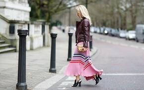 Picture girl, the city, London, street style, Diana Gavrilina