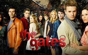 Picture The series, actors, The gates, Movies, The Gates