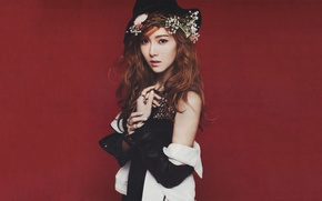 Picture girl, music, Asian, SNSD, Girls Generation, South Korea, Kpop, Jessica