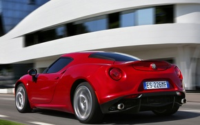Picture car, Alfa, romeo, Sport