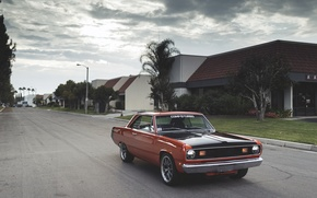 Picture street, Dodge, dodge, muscle