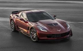 Picture Z06, Corvette, Chevrolet, supercar, Chevrolet, Coupe, Corvette, 2015, Spice Red Design