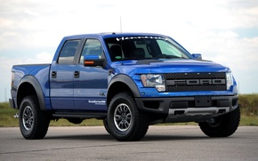 Picture Ford, 2010, Ford, Raptor, pickup, Raptor, Hennessey