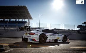 Picture BMW, racecar, DTM, 2013