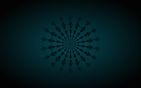 Picture rays, line, background, pattern, round, symmetry